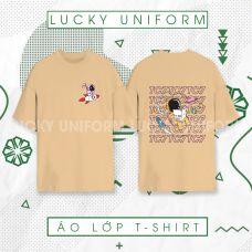 Áo T-shirt Be